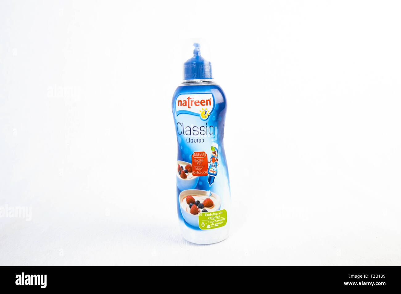 Sacarine Natreen líquido-endulcorante Natreen Imagen De Stock