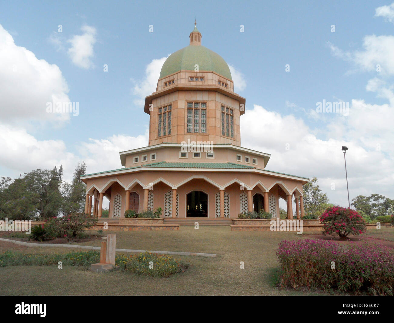 Moschee, Kampala, Februar 2011, Uganda. Imagen De Stock