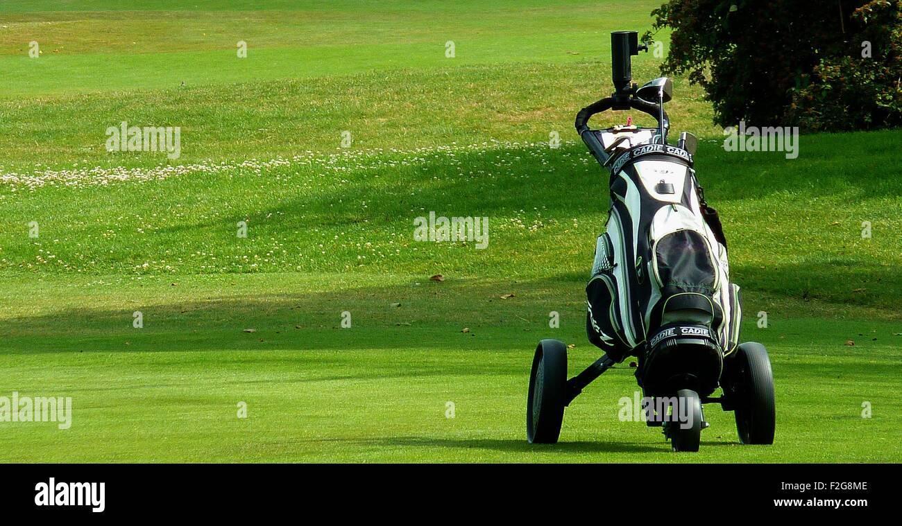 Golf Imagen De Stock