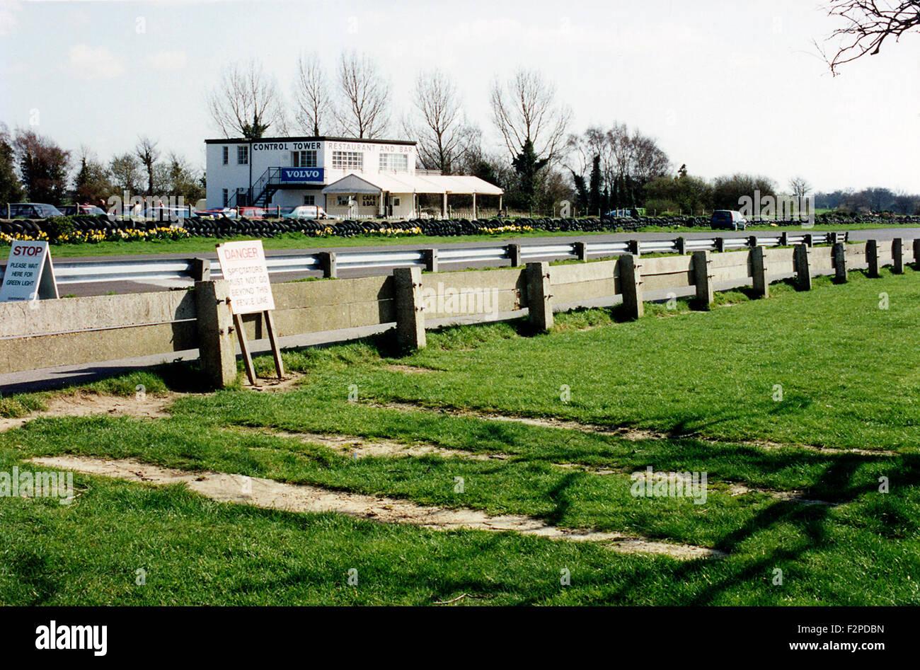 Circuito de Goodwood 1997 Imagen De Stock