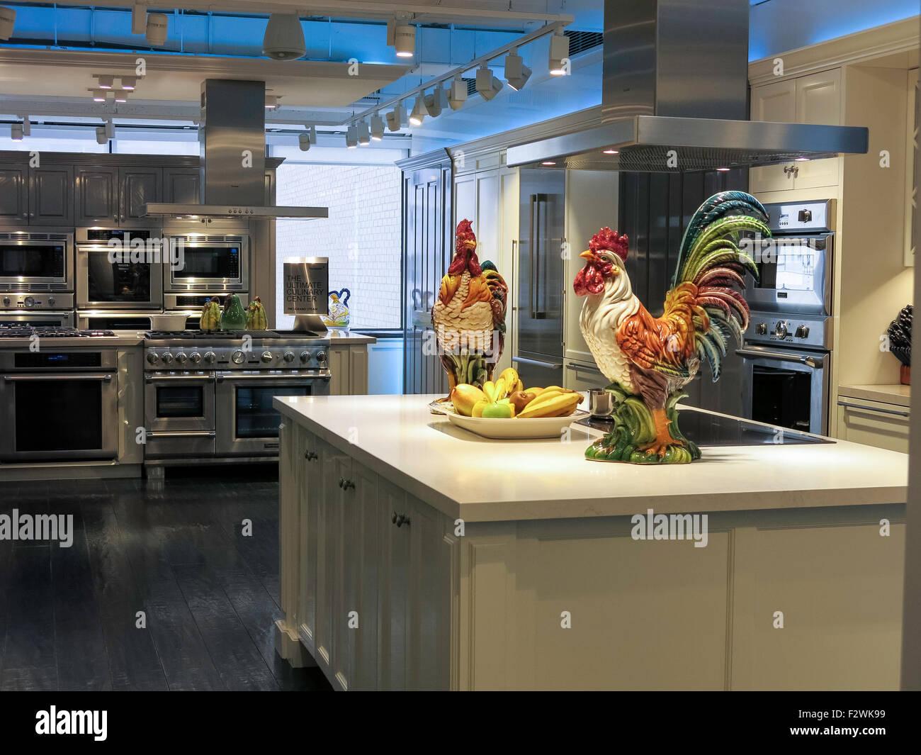 Moderno Diseño De La Cocina Nueva York Ornamento - Ideas de ...