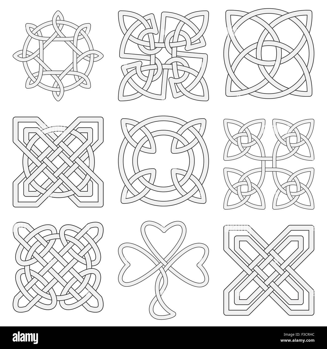 Knots Illustration Imágenes De Stock & Knots Illustration Fotos De ...