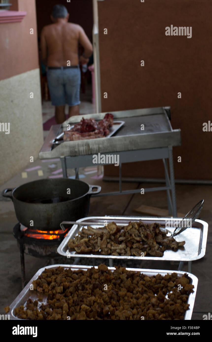 Piles Of Pork Imágenes De Stock   Piles Of Pork Fotos De Stock - Alamy 34bd4db3660