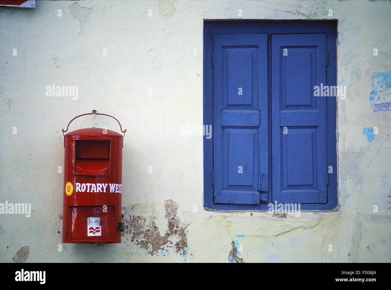 Cuadro Post ; la Fotografía Artística ; India Foto de stock