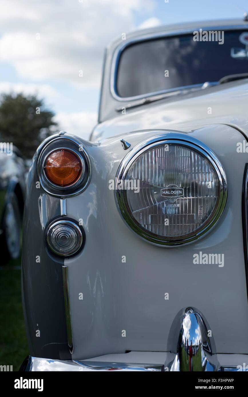 Faro e indicador Rover 100 Foto de stock