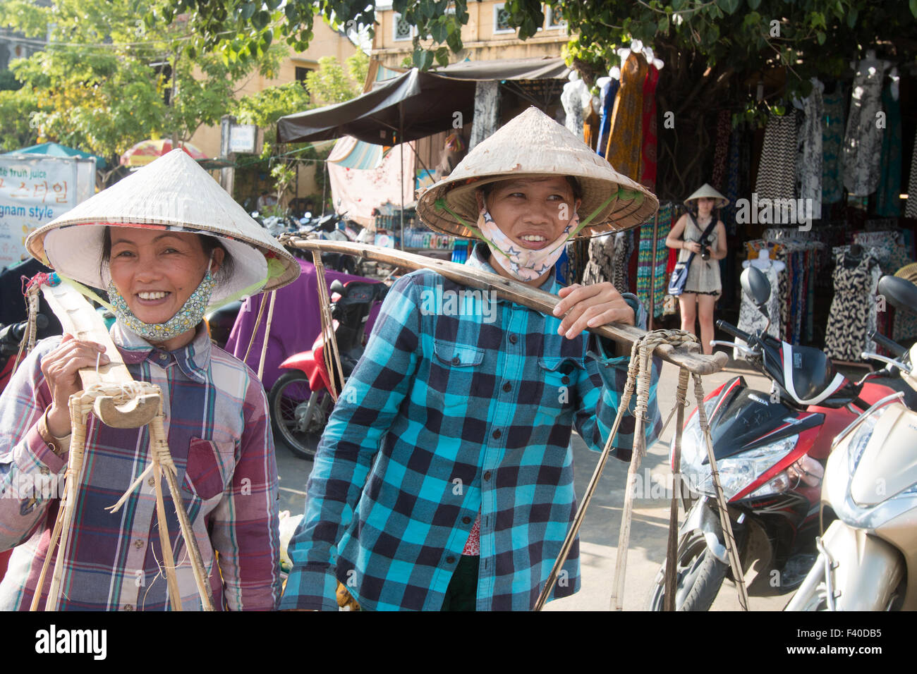 Local Vietnamese Lady Imágenes De Stock   Local Vietnamese Lady ... fc2ec69ecaf
