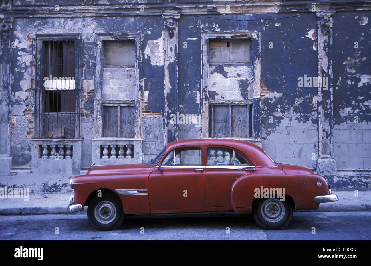 Latina Cuba La Habana. Imagen De Stock