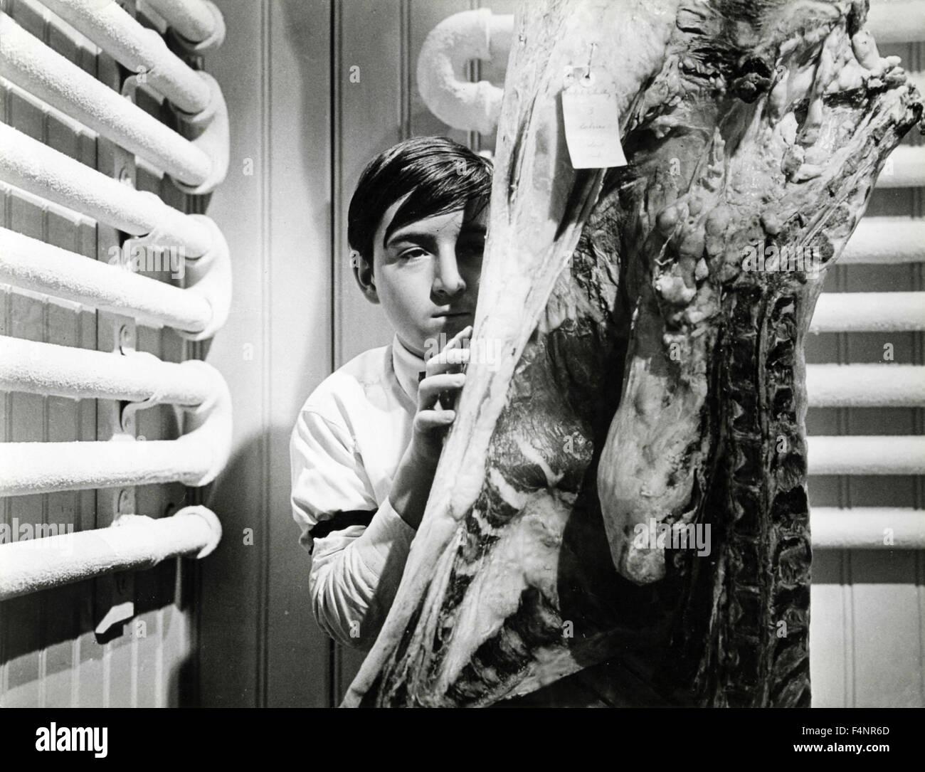"""El actor Barry Gordon en una escena de la película """"punto de presión"""", EE.UU. Imagen De Stock"""