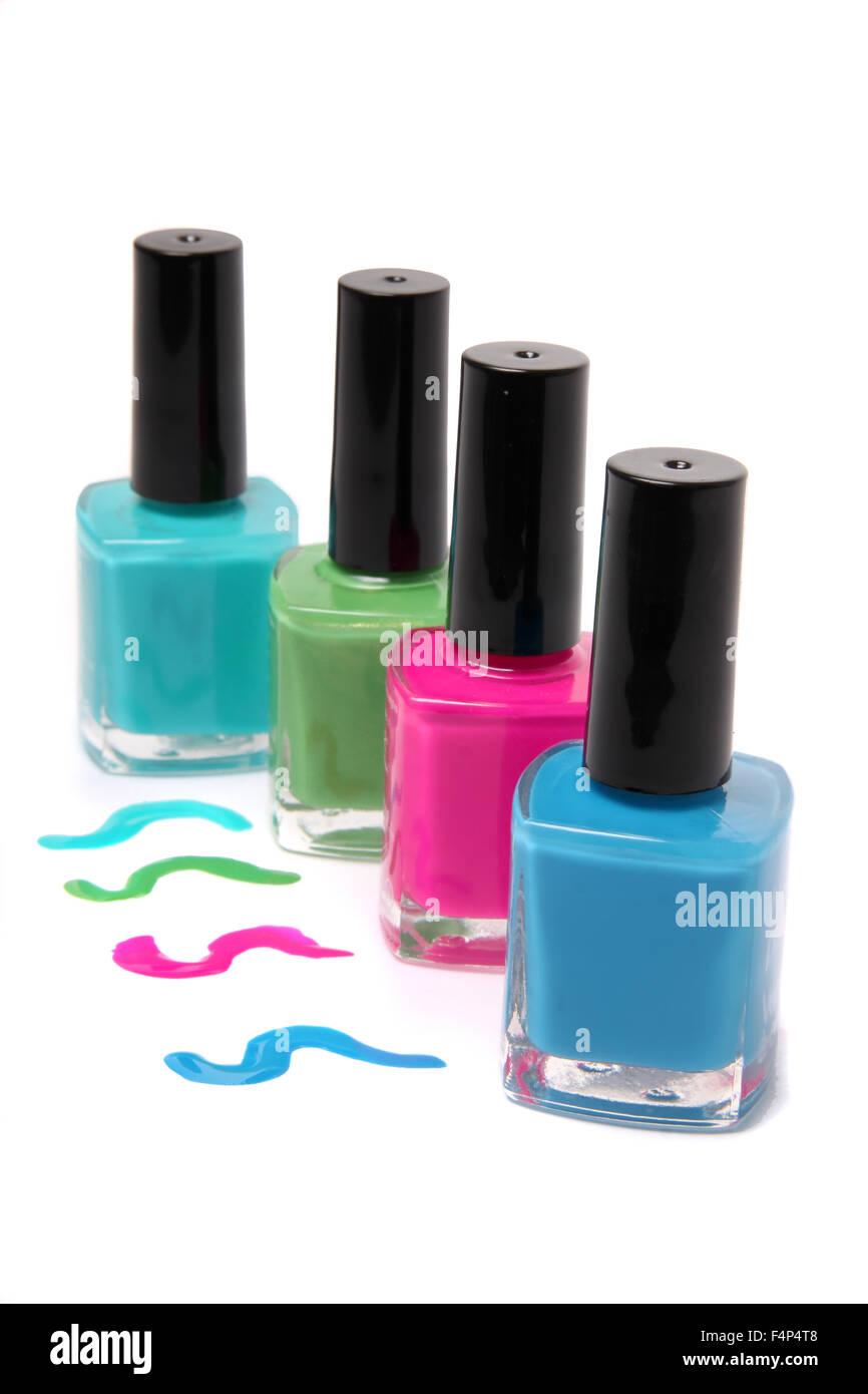 Bonito Verde Azulado Brillante Esmalte De Uñas Festooning - Ideas de ...