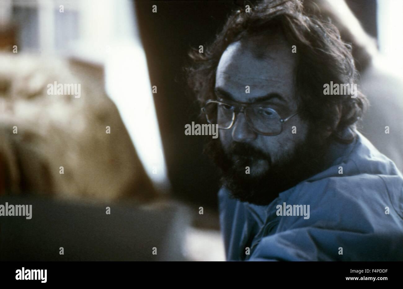 Stanley Kubrick / resplandeciente de 1980 dirigida por Stanley Kubrick Imagen De Stock