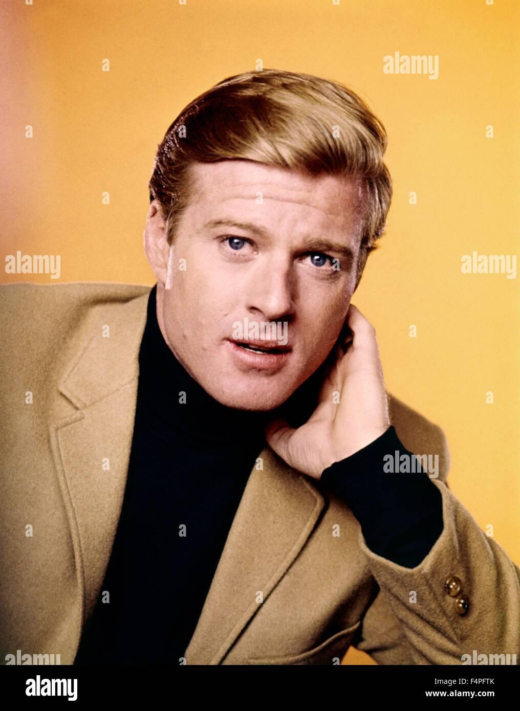 Robert Redford en 1965 Imagen De Stock