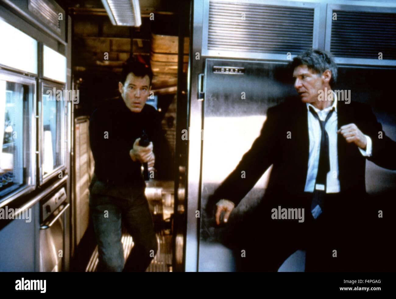 Harrison Ford / Air Force One / 1997 dirigida por Wolfgang Petersen Imagen De Stock