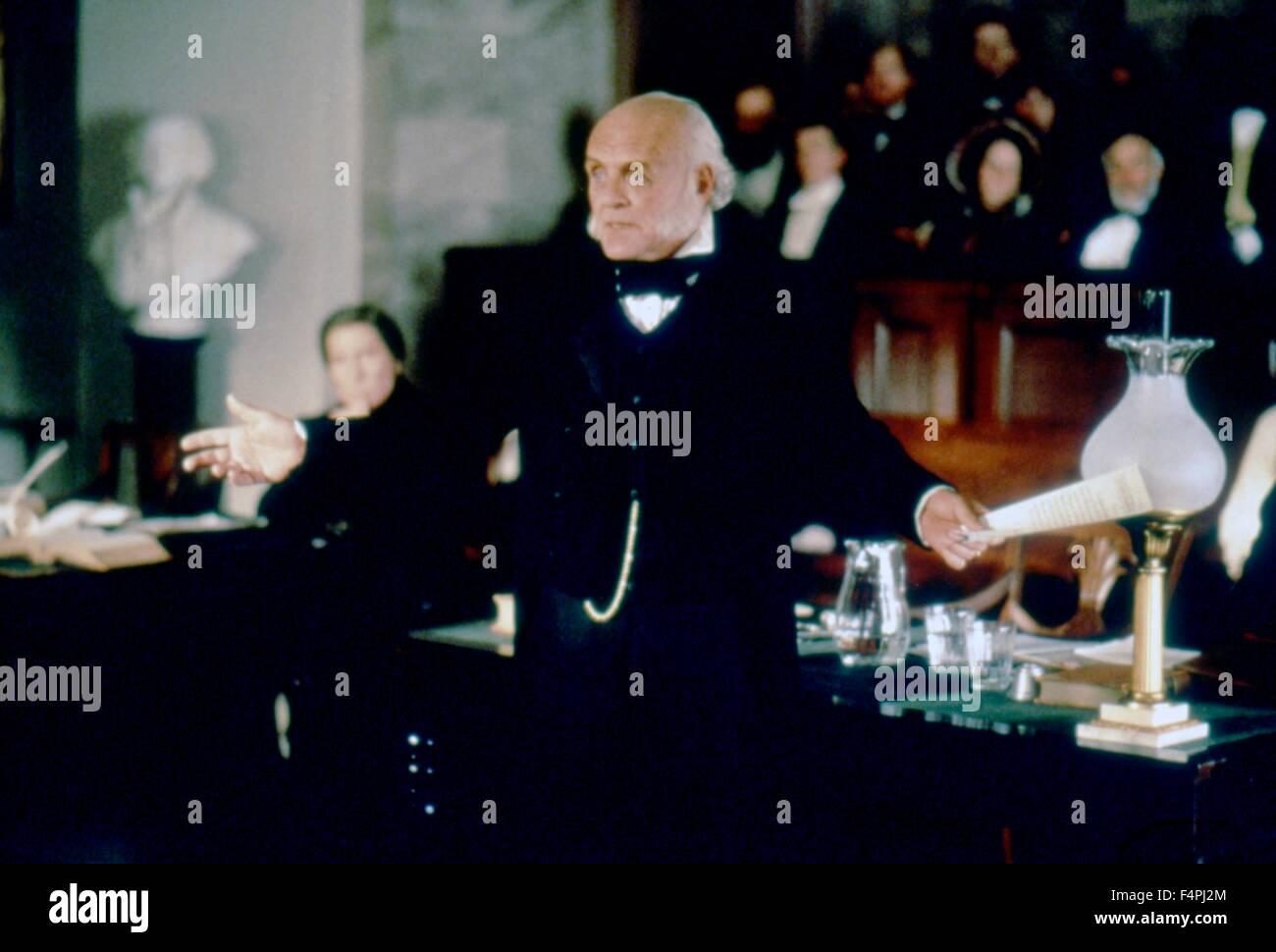 Anthony Hopkins / Amistad / 1997 dirigida por Steven Spielberg [Dreamworks Pictures] Imagen De Stock