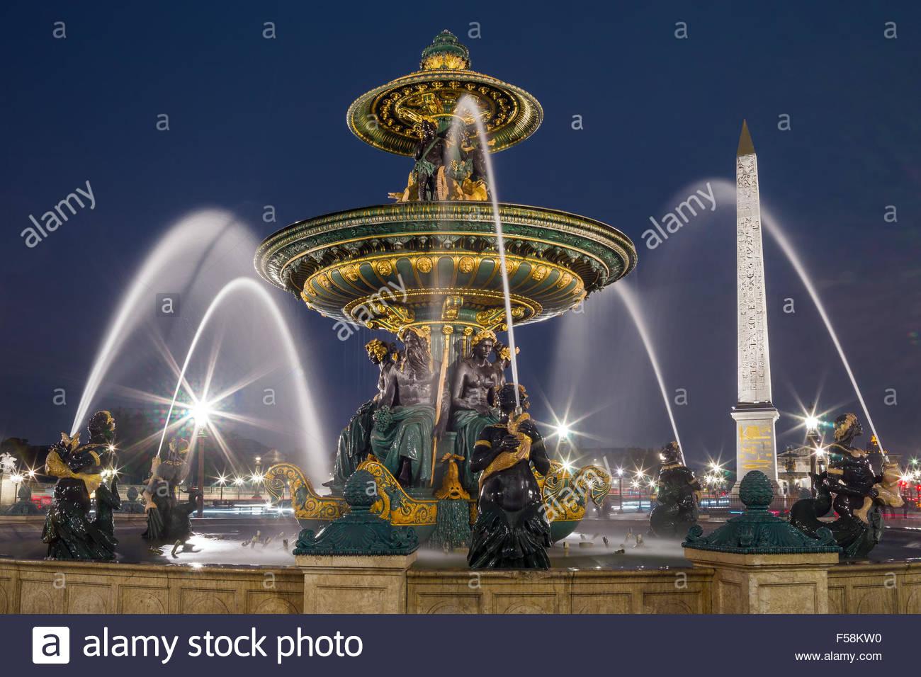 París Foto de stock