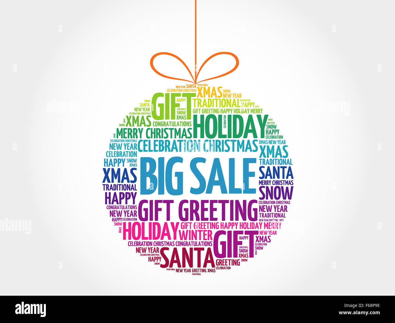 028f7ef76b1 Christmas Ball Word Cloud Imágenes De Stock   Christmas Ball Word ...