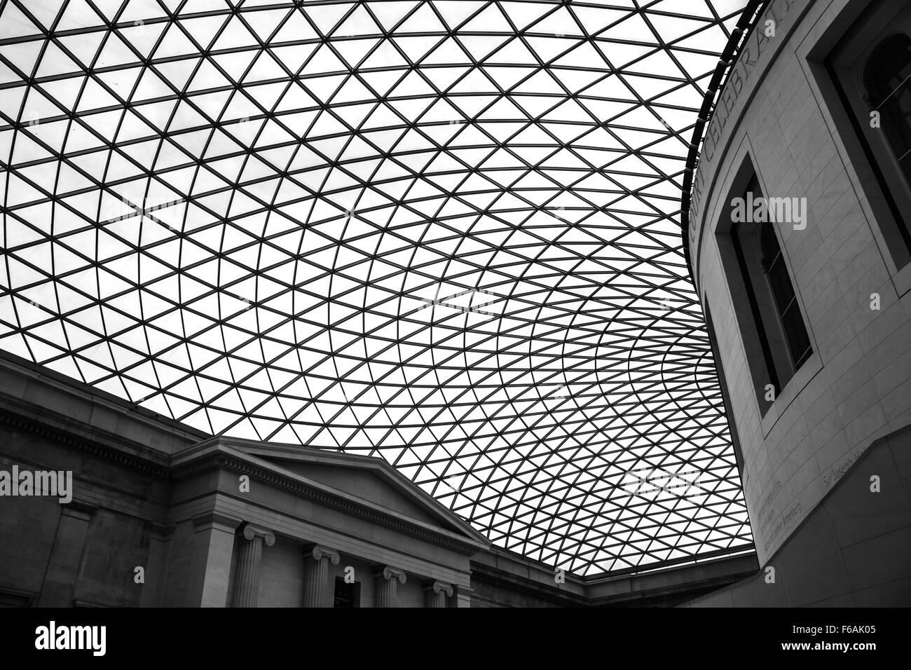 Museo británico Imagen De Stock