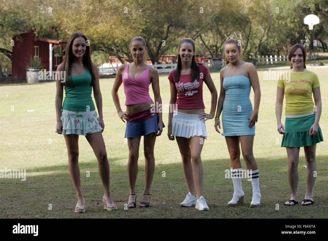 American Pie Campamento De Bandas lanzado: dec 26, 2005. título de la película: american pie