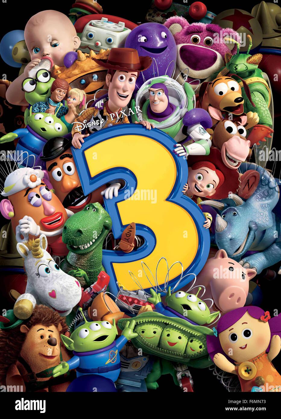 4301bab817195 Fecha de lanzamiento  18 de junio de 2010 PELÍCULA  Toy Story 3 Estudio   Disney Pixar DIRECTOR  Lee Unkrich parcela  Woody