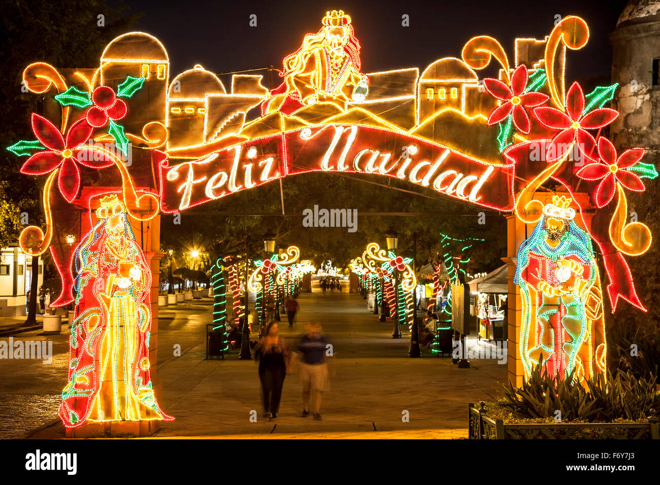 La navidad in puerto rico