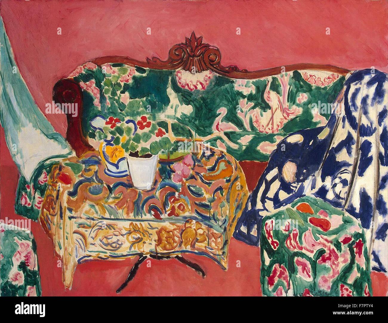 Henri Matisse - Sevilla Bodegón Imagen De Stock