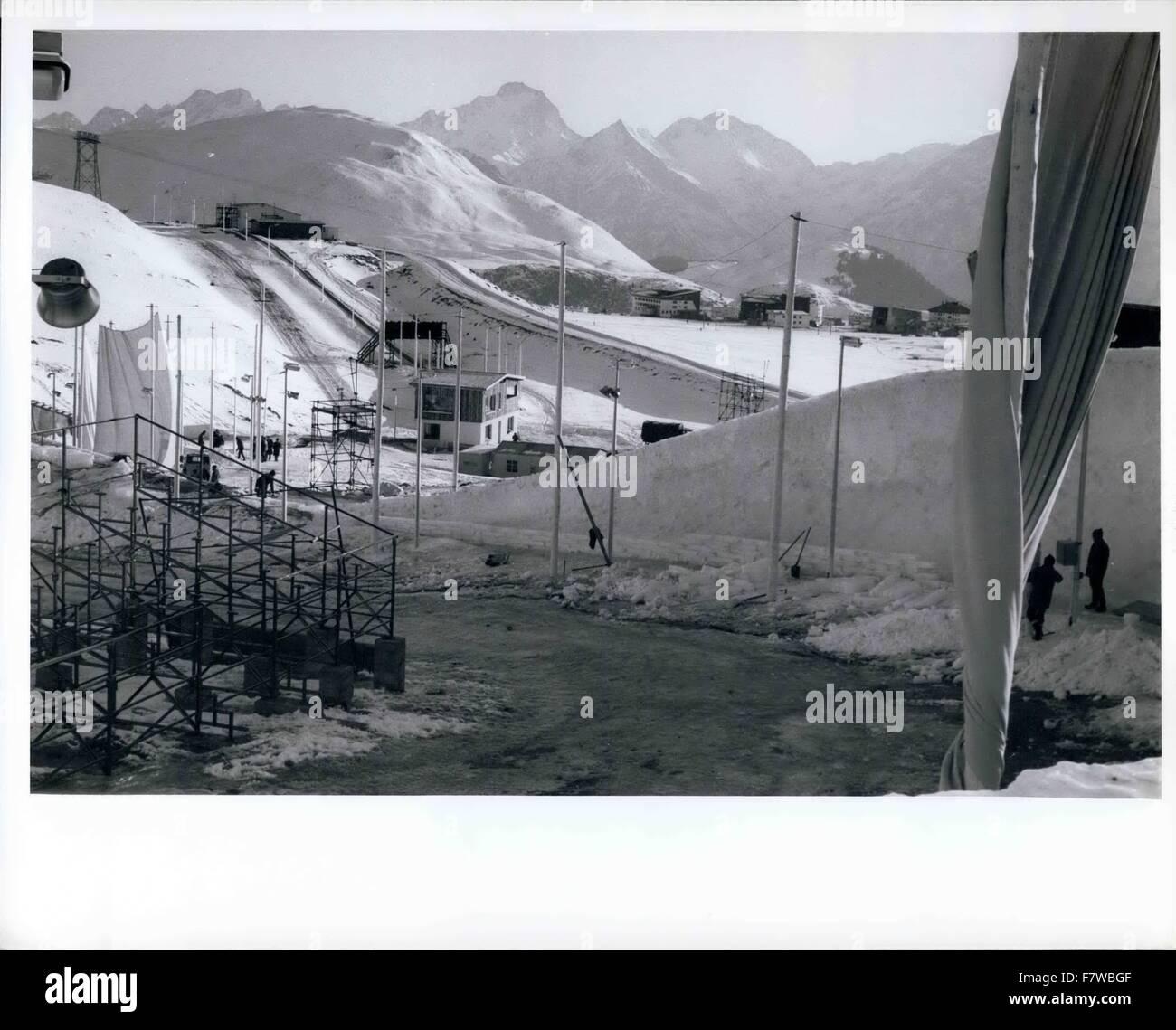1968 El Sitio De Los Juegos Olimpicos De Invierno De 1968