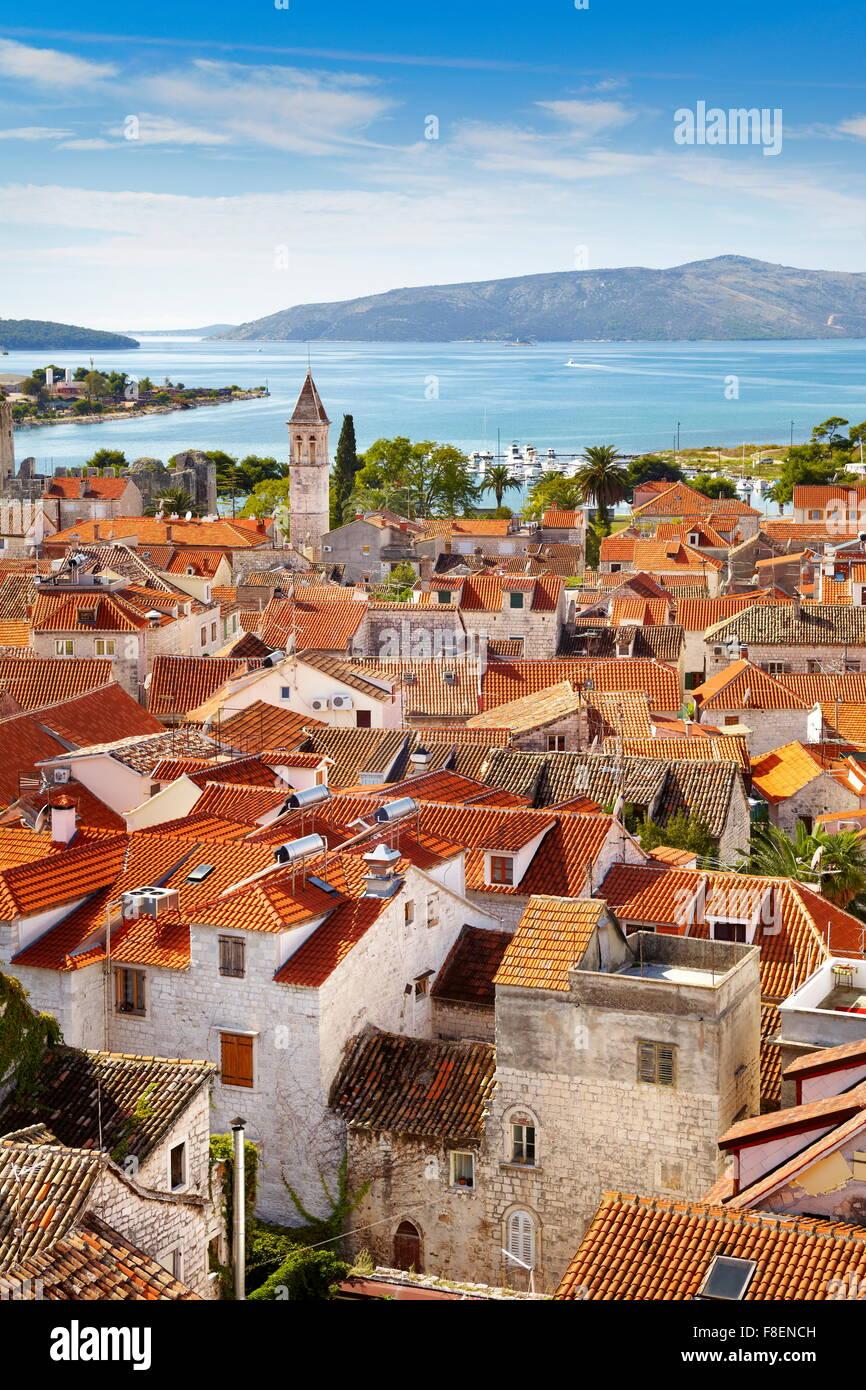 Trogir, Croacia, Europa Foto de stock