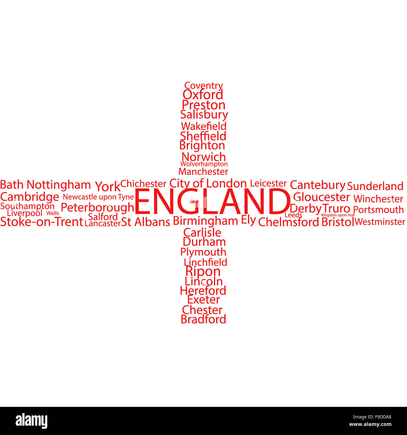 St Georges Cross Flag Imágenes De Stock & St Georges Cross Flag ...