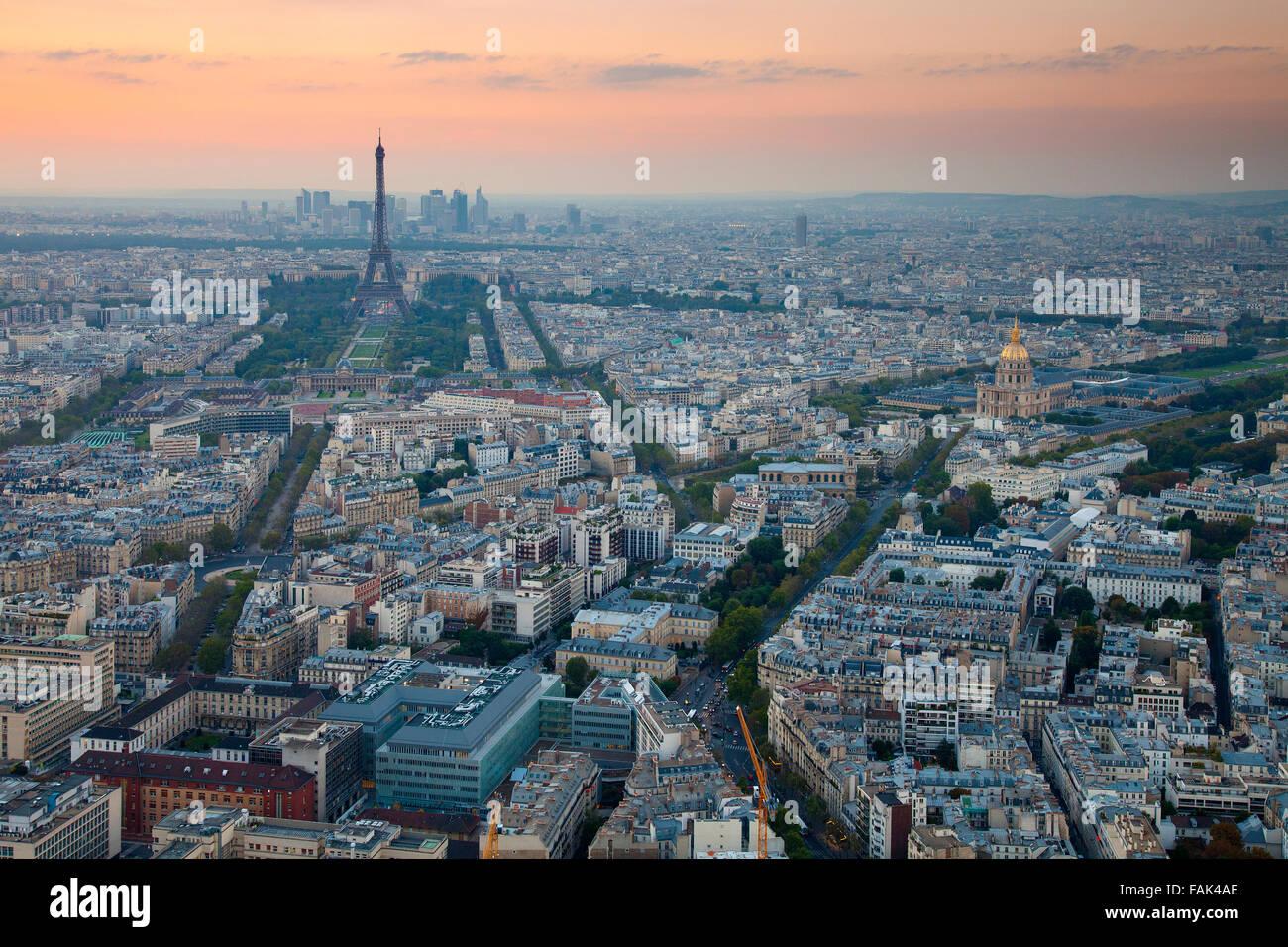 París Imagen De Stock