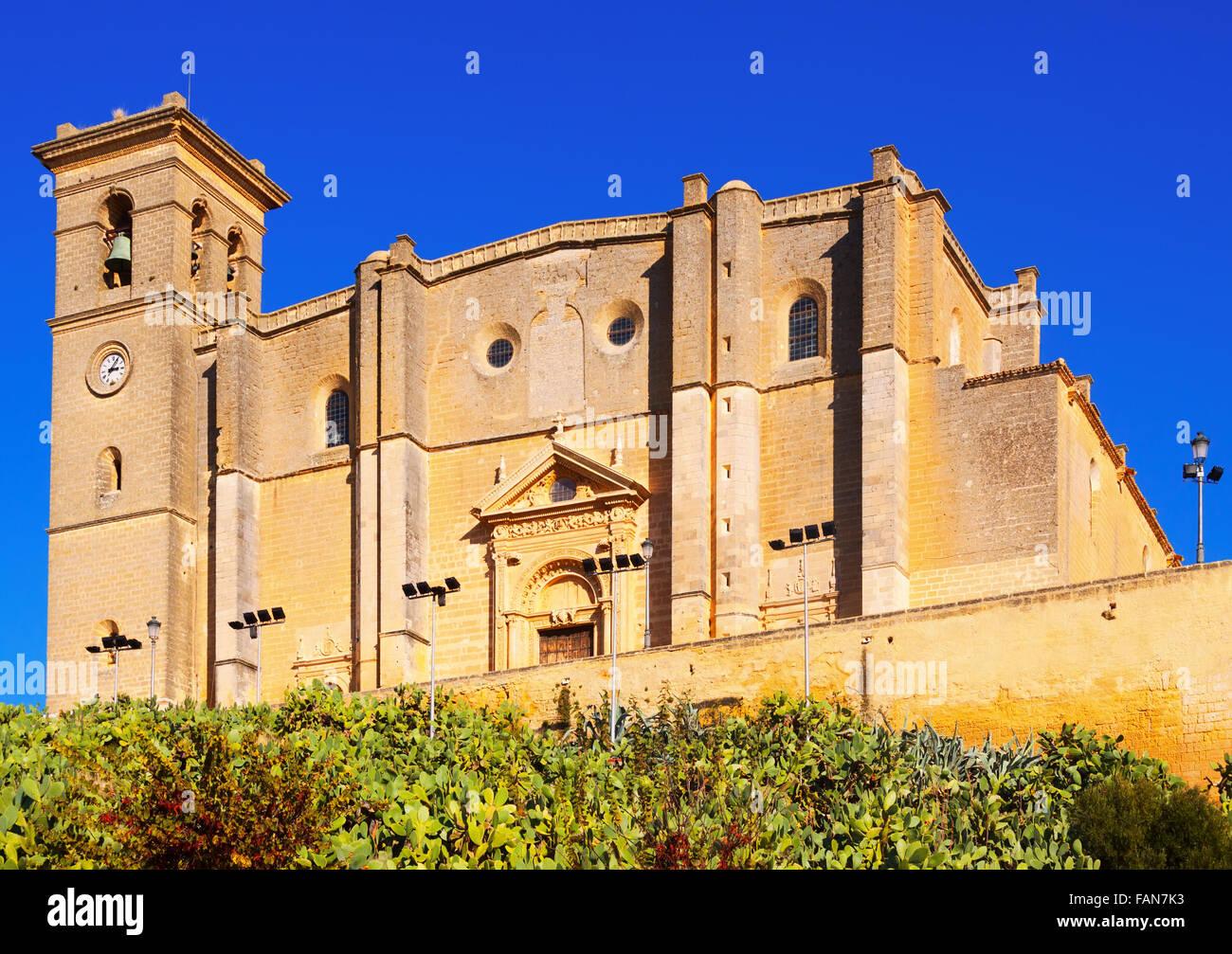 Colegiata de Osuna. Andalucia, Spain Imagen De Stock
