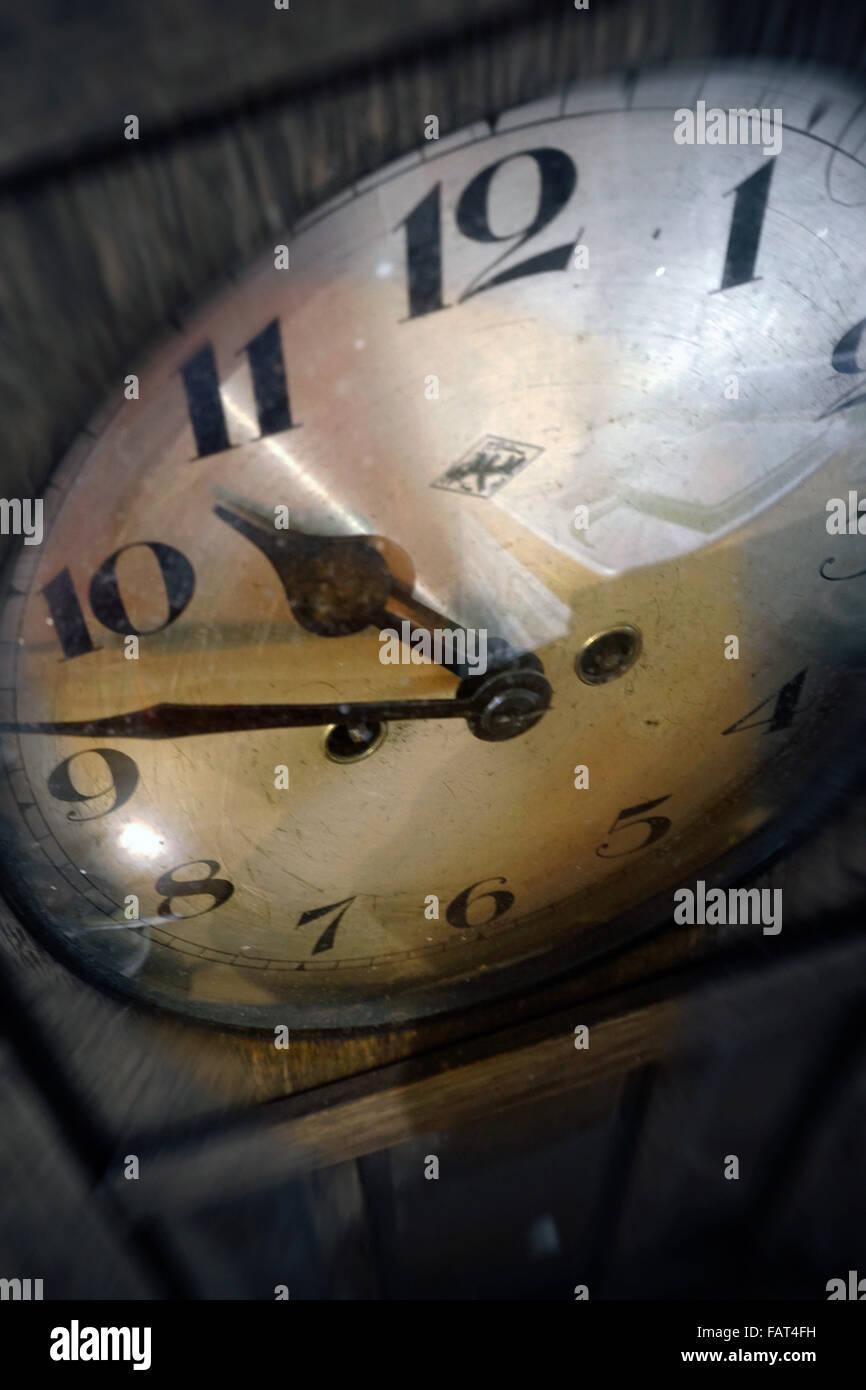 reloj Imagen De Stock