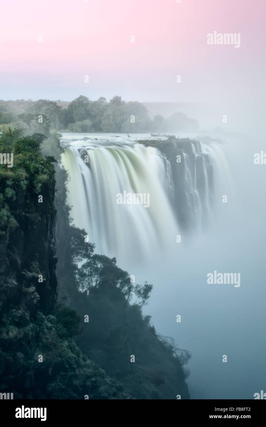 Victoria Falls, Zimbabwe Imagen De Stock
