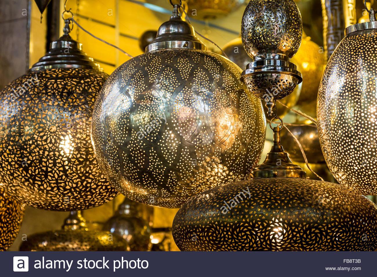 perforada un lámparas de chapa en tradicionales de Las zoco yvm80wOPNn