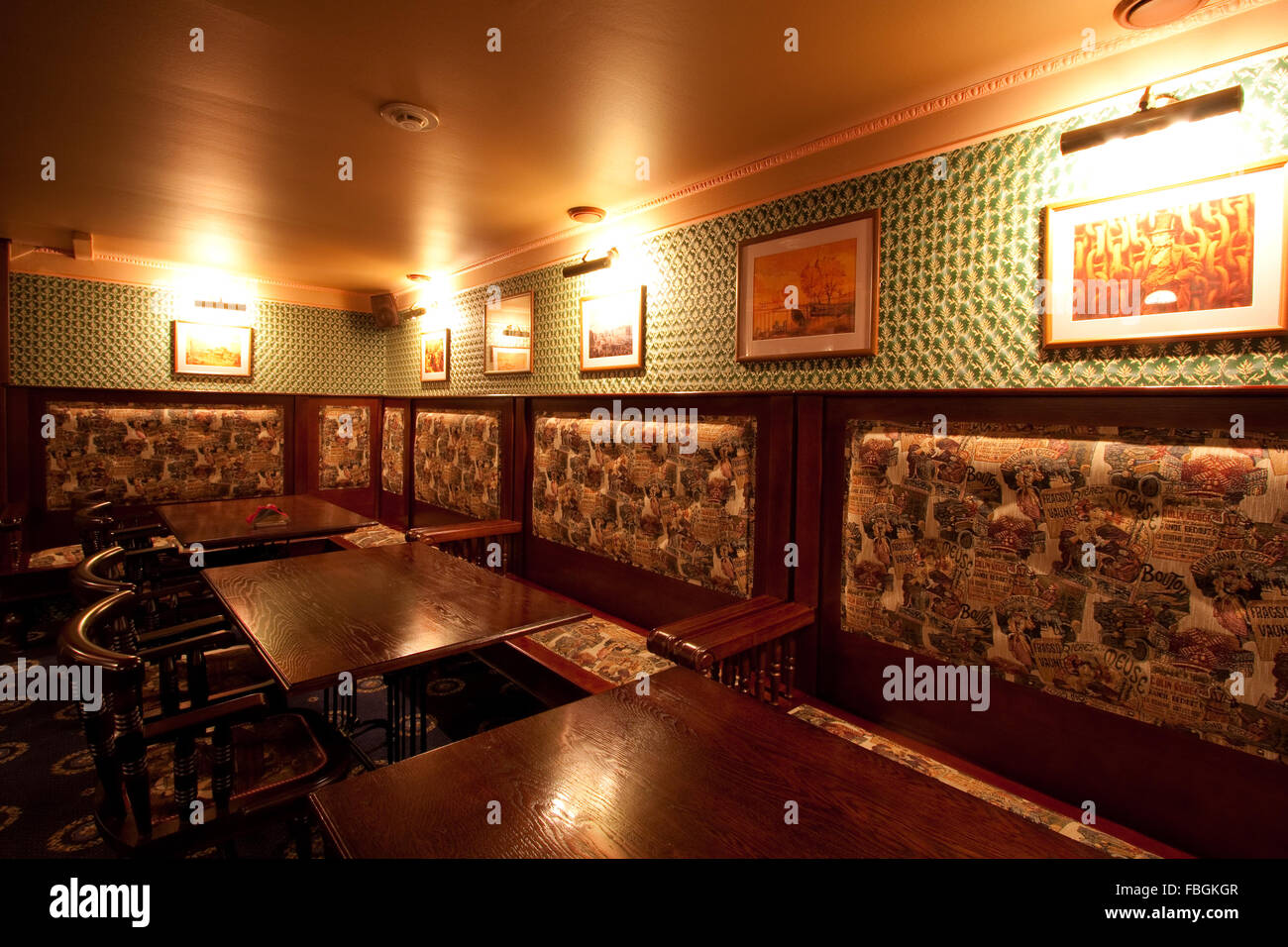 Pub Interior Im Genes De Stock Pub Interior Fotos De Stock Alamy # Muebles Pub Irlandes