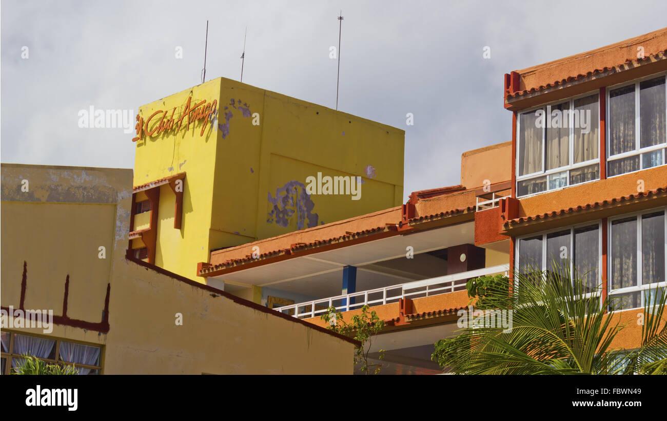 Club Amigo en Guardalavaca, Kuba Imagen De Stock