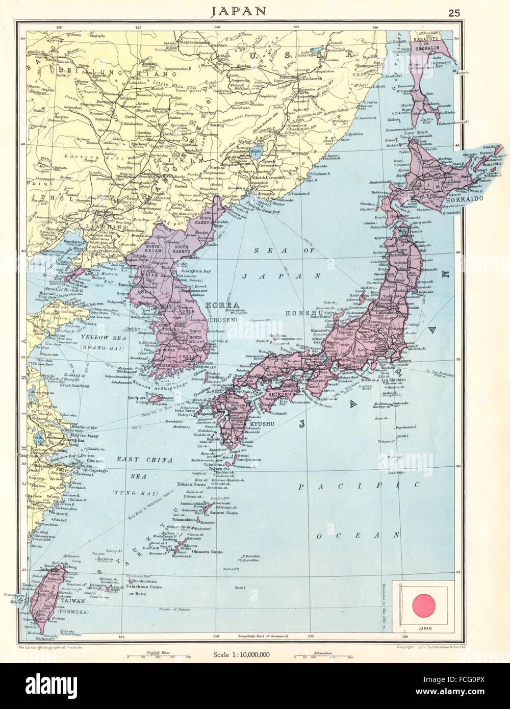 Imperio japons japn corea taiwn port arthur kwang tung imperio japons japn corea taiwn port arthur kwang tung territorio 1938 mapa gumiabroncs Choice Image