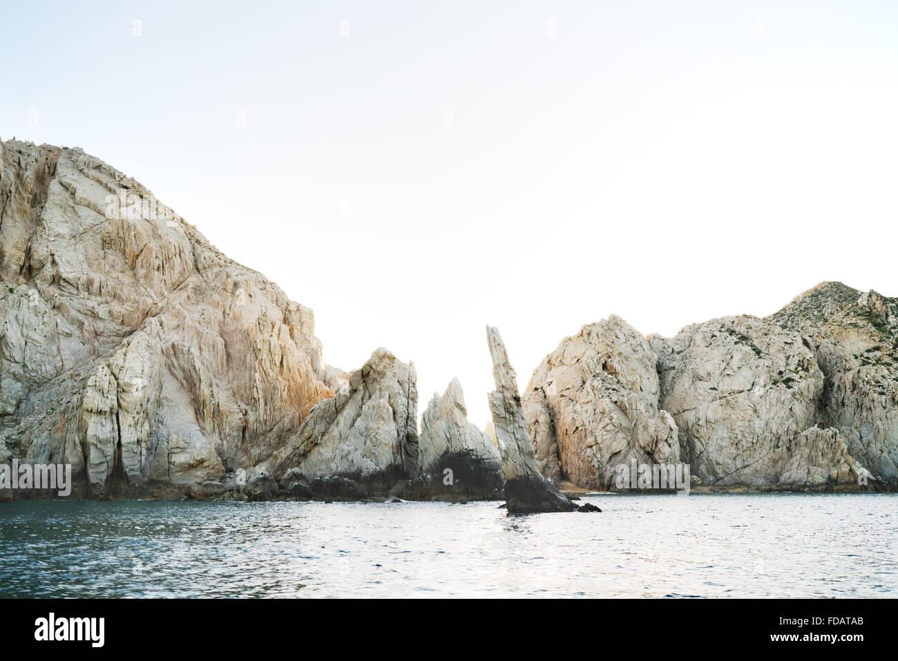 Vista desde el Cabo San Lucas Imagen De Stock