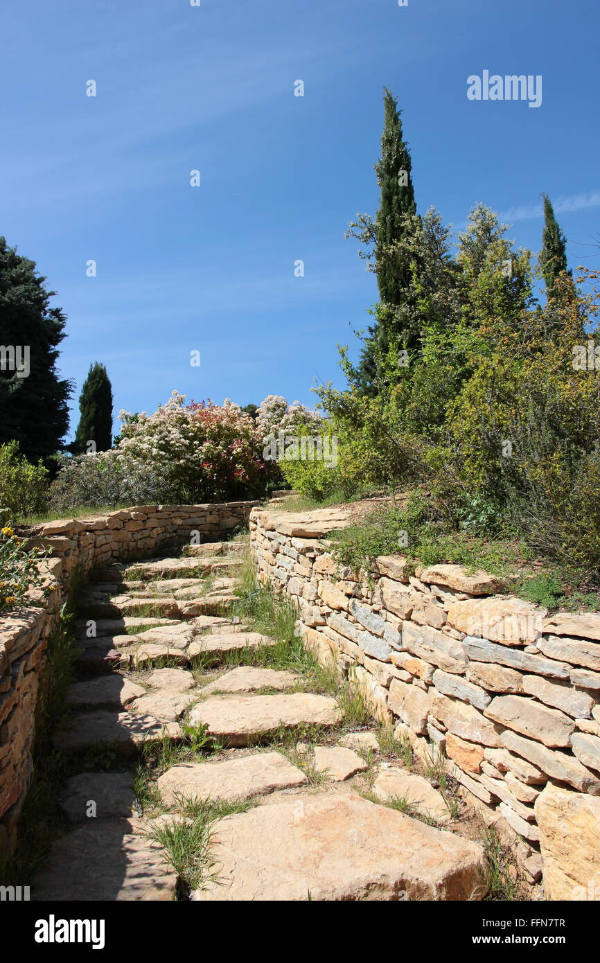 Geografía / viajes, Francia, Aix-en-Provence, Les Lauves, Terrain des Peintres, , Additional-Rights-Clearance Imagen De Stock