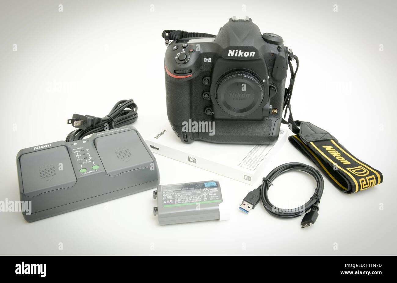 Excepcional Cuál Es La Mejor Cámara De Fotograma Completo Nikon ...