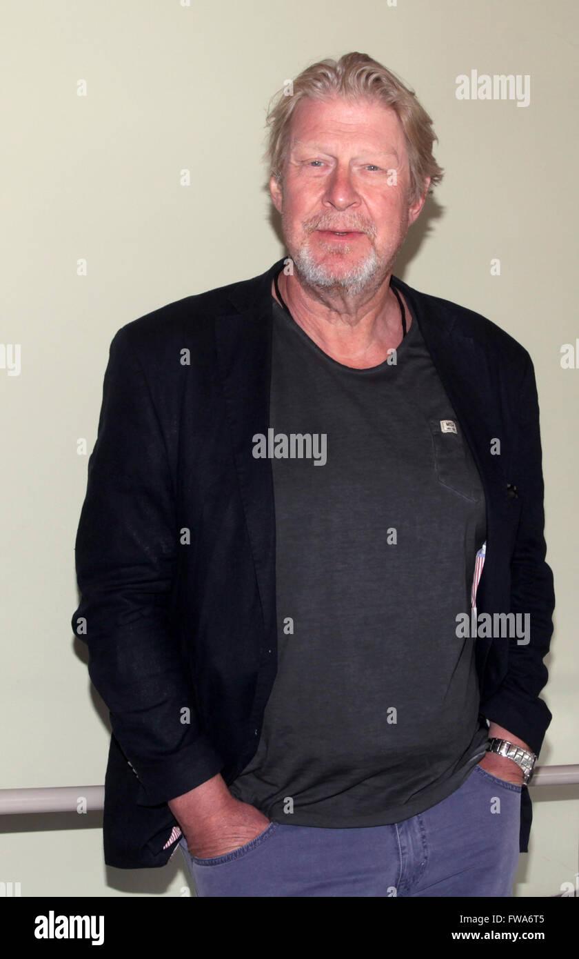El actor sueco Rolf LASSGÅRD Imagen De Stock