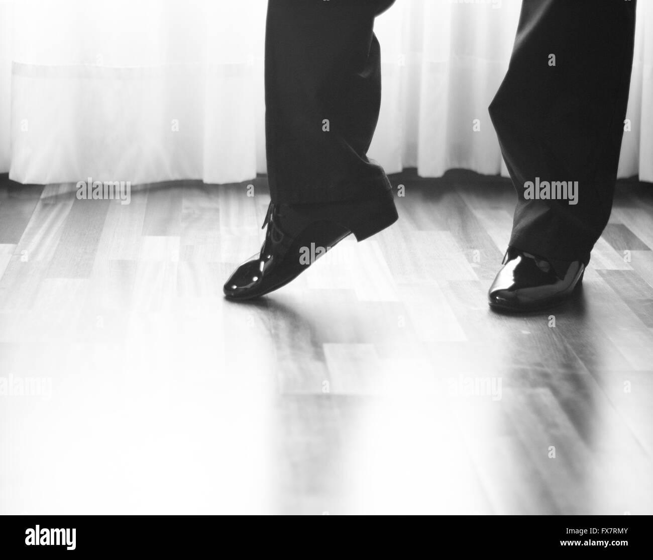 Y De Baile Pies Los Salón MasculinoEstándarDeporteLatino qAR34jLc5