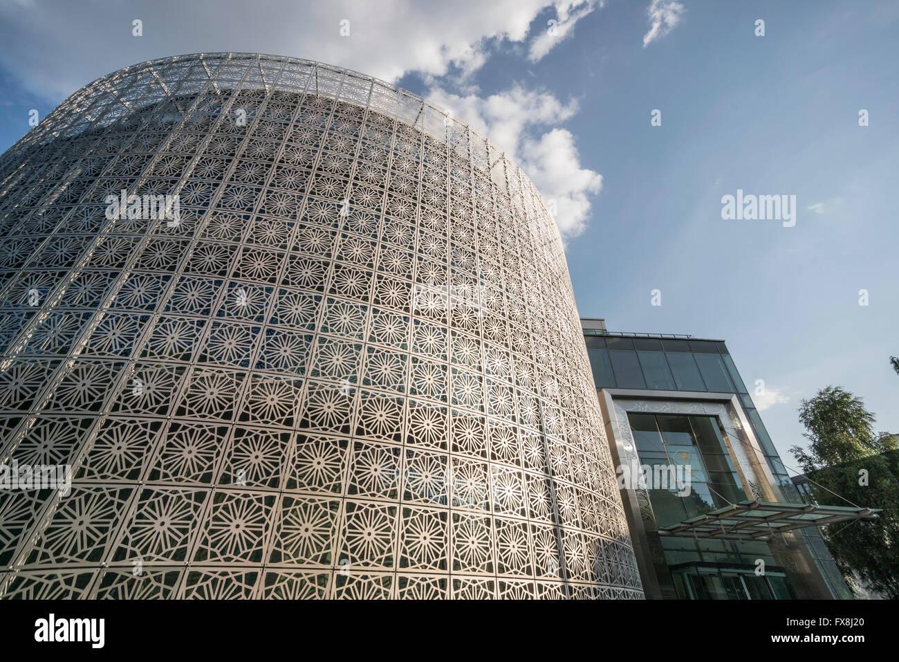 Embajada de Arabia Saudita , Tiergarten, Berlin Imagen De Stock