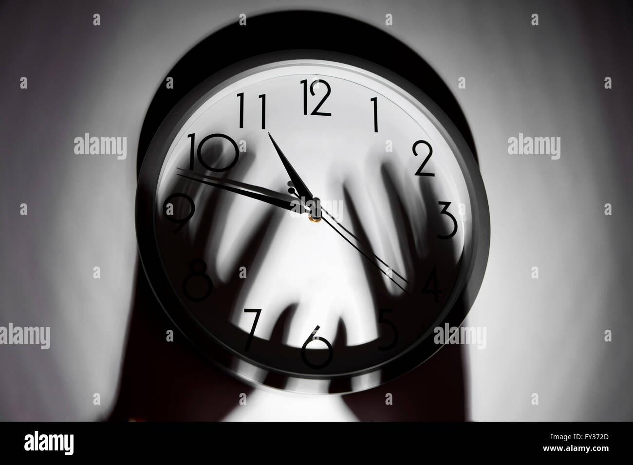 [PHO196] Tiempo 002 Imagen De Stock