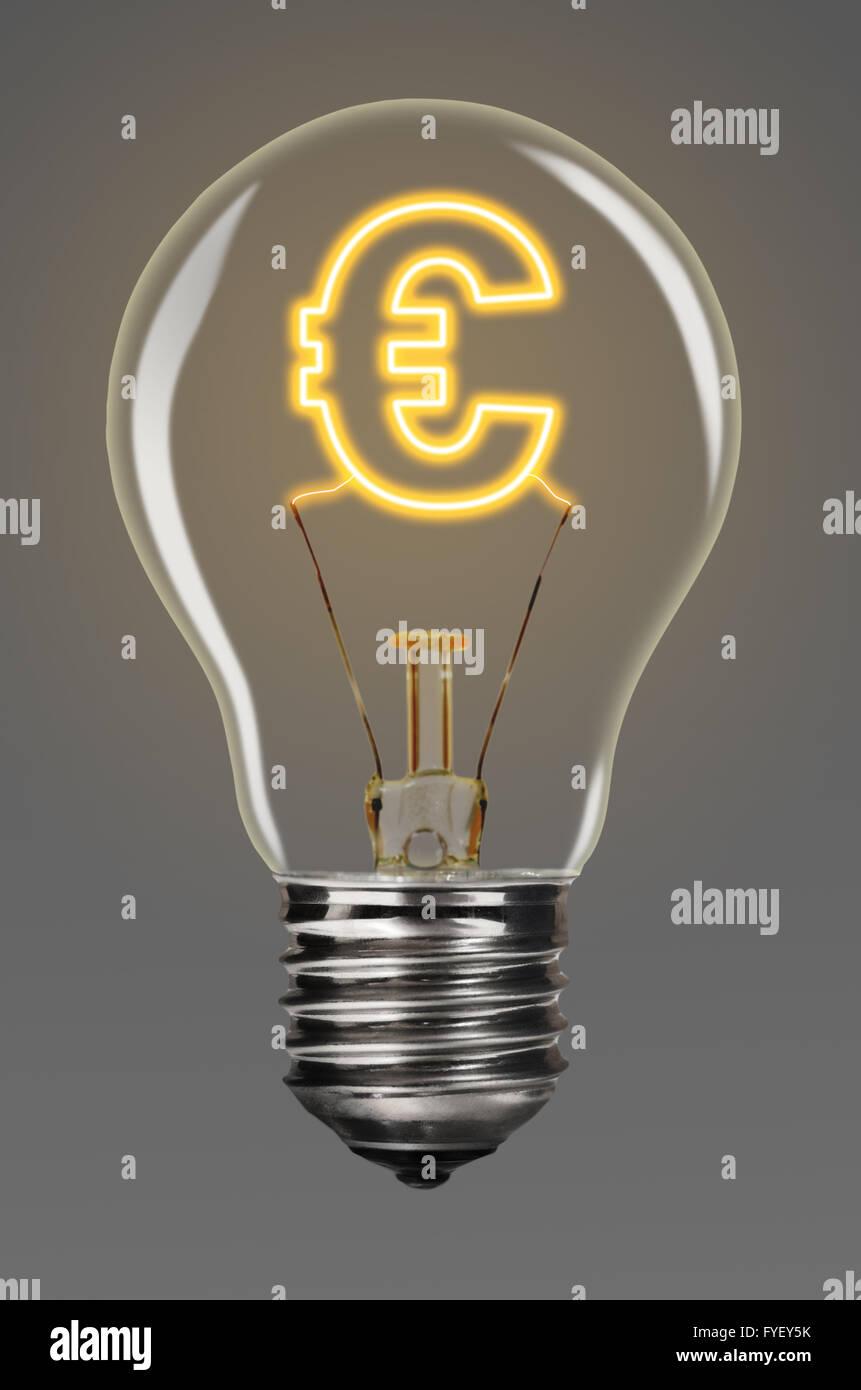 Financiar la creatividad Foto de stock