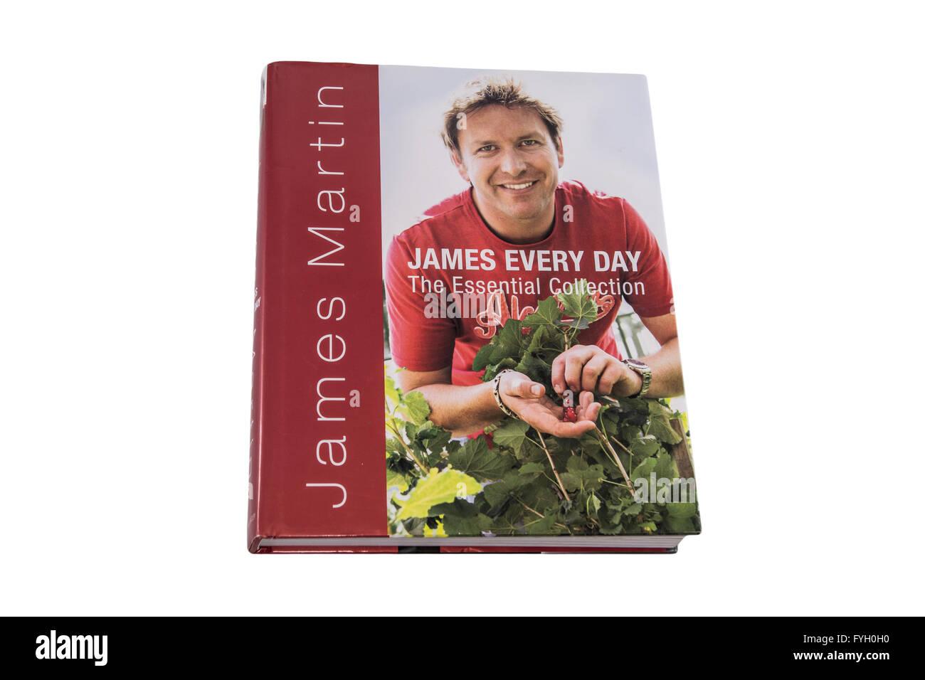 James Martin fácil cada día: La Colección Esencial Imagen De Stock
