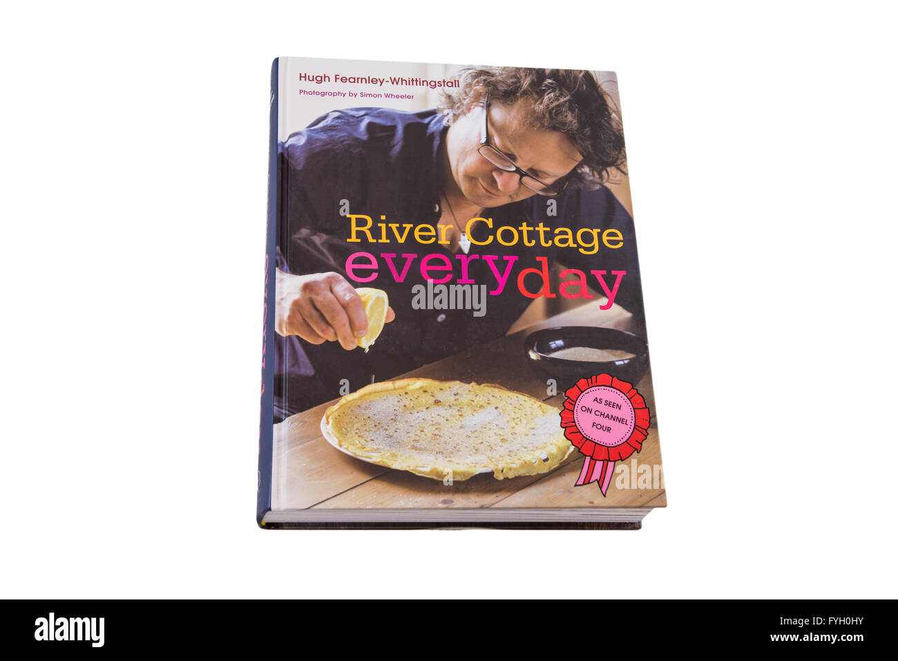 River Cottage cada día por Hugh Fearnley-Whittingstall Imagen De Stock
