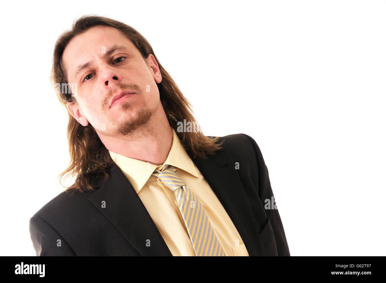 Hombre de negocios Imagen De Stock