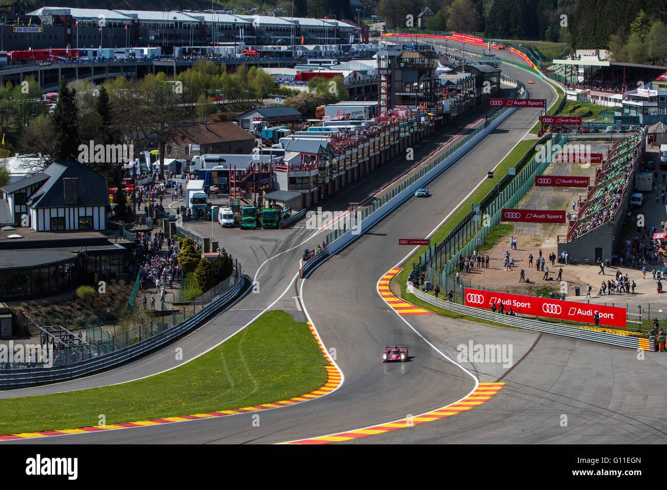 Circuito De Spa Francorchamps : El circuito de spa francorchamps bélgica. 07 mayo 2016
