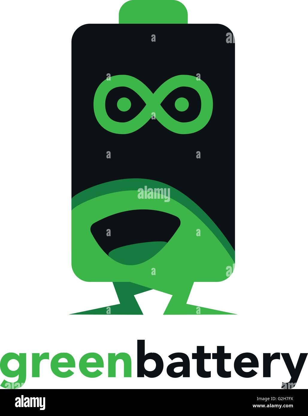 Battery Logo Imágenes De Stock & Battery Logo Fotos De Stock - Alamy