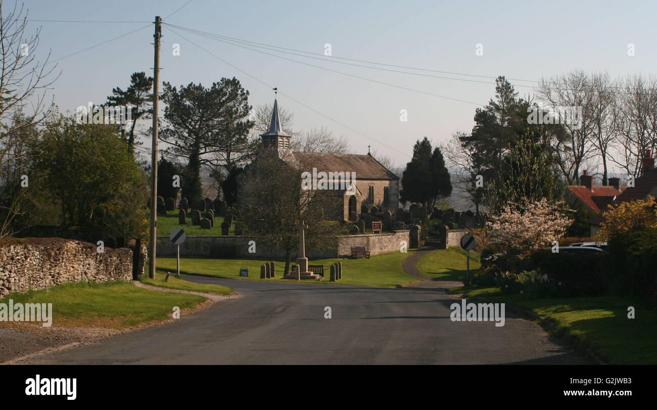 Gillamoor, North Yorkshire Foto de stock