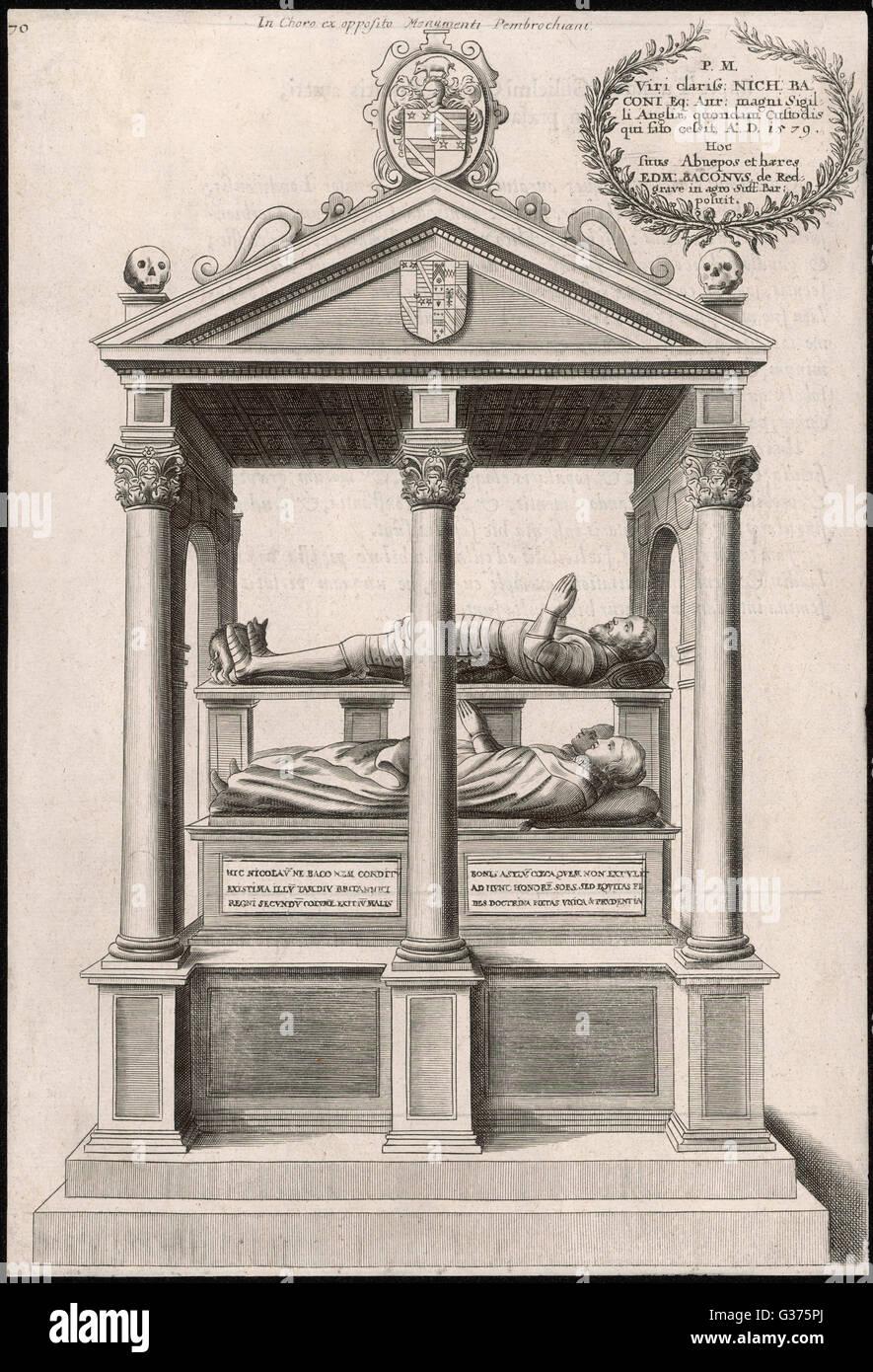 Similar en concepto a un dos- berth railway coche dormitorio, este monumento se ahorra espacio en la vivienda Nicholas Imagen De Stock